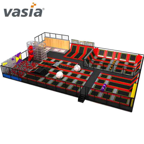 HUAXIA (Vasia) Commerical Gym Fitness Equipment Commercial Trampoline en venta