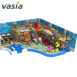 Fancy Children Indoor Soft Ground for Playground